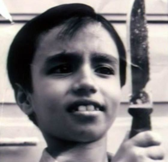 Gulshan Kumar In His Childhood