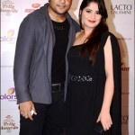 Krishna Abhishek with his sister Aarti Singh