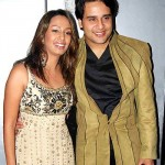 Krishna Abhishek with his wife
