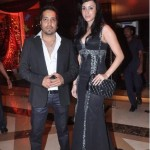 Mika Singh with Deana Uppal