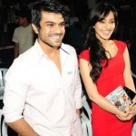 Neha Sharma with Ram Charan