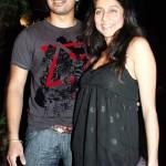 Rannvijay Singh with Anusha Dandekar