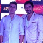 Rannvijay Singh with his brother