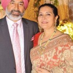 Rannvijay Singh's Parents