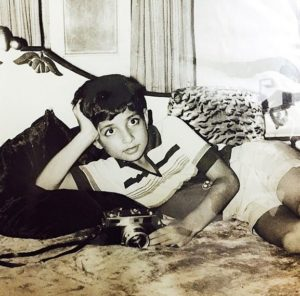 Sonu Sood in childhood