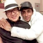 Sonu Sood with Jackie Chan