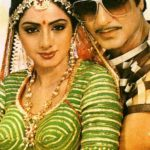 Sridevi With Jeetendra