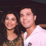 Sushmita Sen with Randeep Hooda