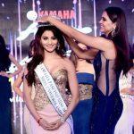 Urvashi Rautela Miss India Universe 2015