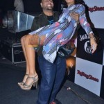 Vishal Dadlani with his Ex-wife