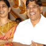 Allu Arjun's parents