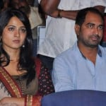 Anushka Shetty with Krish