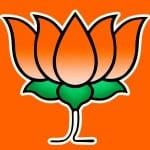 BJP's Party Flag