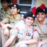Divyanka Tripathi - Bhopal Rifle Academy