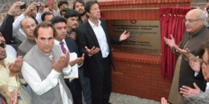 Imran Khan and Shaukat Khanum Memorial Cancer Hospital