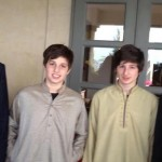 Imran Khan's sons