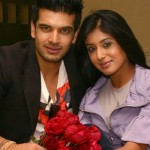 Karan Kundra with Kritika Kamra