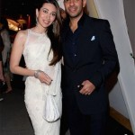 Karisma Kapoor with her Ex-husband