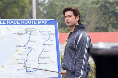 Keith Sequeira in 'Diya Aur Baati Hum'