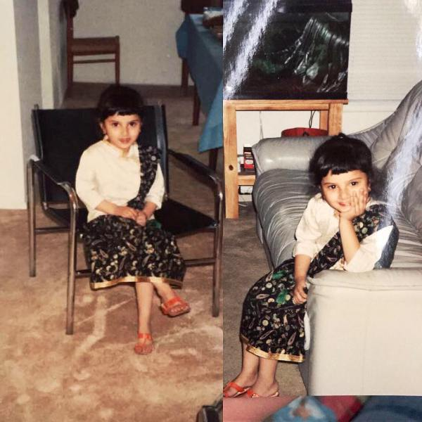 Sania Mirza In Her Childhood