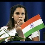 Sania Mirza flag controversy