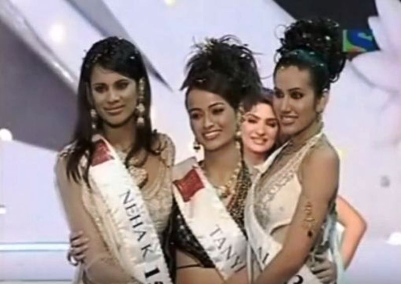 Sonnalli Seygall on Winning Miss India International Title