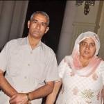 Vijender Singh's parents