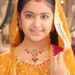 Avika Gor as Anandi