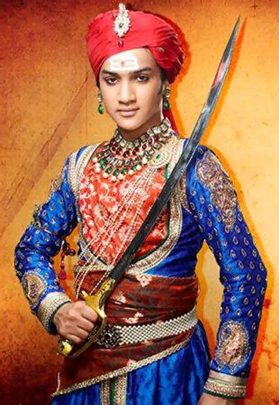 Faisal Khan as Maharana Pratap