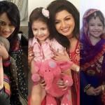 Harshaali Malhotra in TV serials
