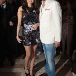 Kanika Kapoor with her Ex-husband Raj Chandhok