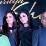 Mukti Mohan with her family