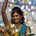 Parvathy Omanakuttan Miss India 2008