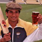 Sachin Tendulkar Drinking Alcohol