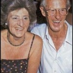 Shane Warne's parents