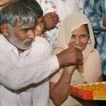 Sushil Kumar's parents