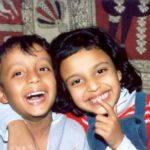 Swara Bhaskar childhood pic with her brother