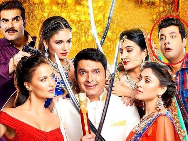 Varun Sharma in Kis Kisko Pyaar Karoon