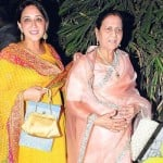 Aamir Khan's mother and sister Nikhat
