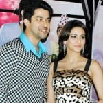 Aftab Shivdasani with Aamna Sharif