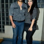 Aftab Shivdasani with his wife