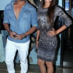 Gauhar Khan with Kushal Tandon