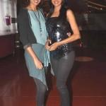 Jesse Randhawa with her sister Saadhika Randhawa