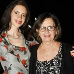 Kalki Koechlin with mother Francoise Armandie