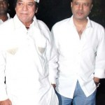 Naved Jaffery with his father