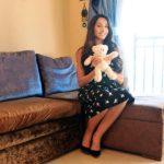 Nora Fatehi's Teddy Bear
