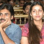 Pawan Kalyan with his Ex-wife Renu Desai