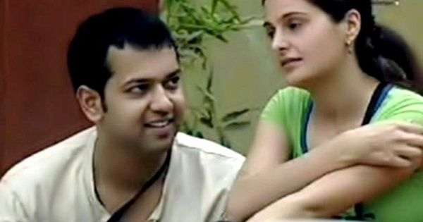 Rahul Mahajan in 'Bigg Boss Season 2' (2008)