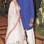 Genelia D'Souza With Her Husband Ritesh Deshmukh