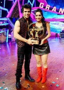 Asha Negi and Rithvik Dhanjani - Winners of 'Nach Baliye Season 6' (2013-2014)